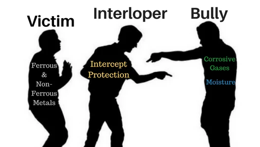 Intercept Technology™ -- Shields Against Rust, Tarnish, and Corrosion Protection